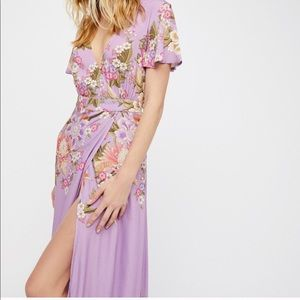 Spell & The Gypsy Collective Dresses - NWT Spell blue skies maxi LILAC